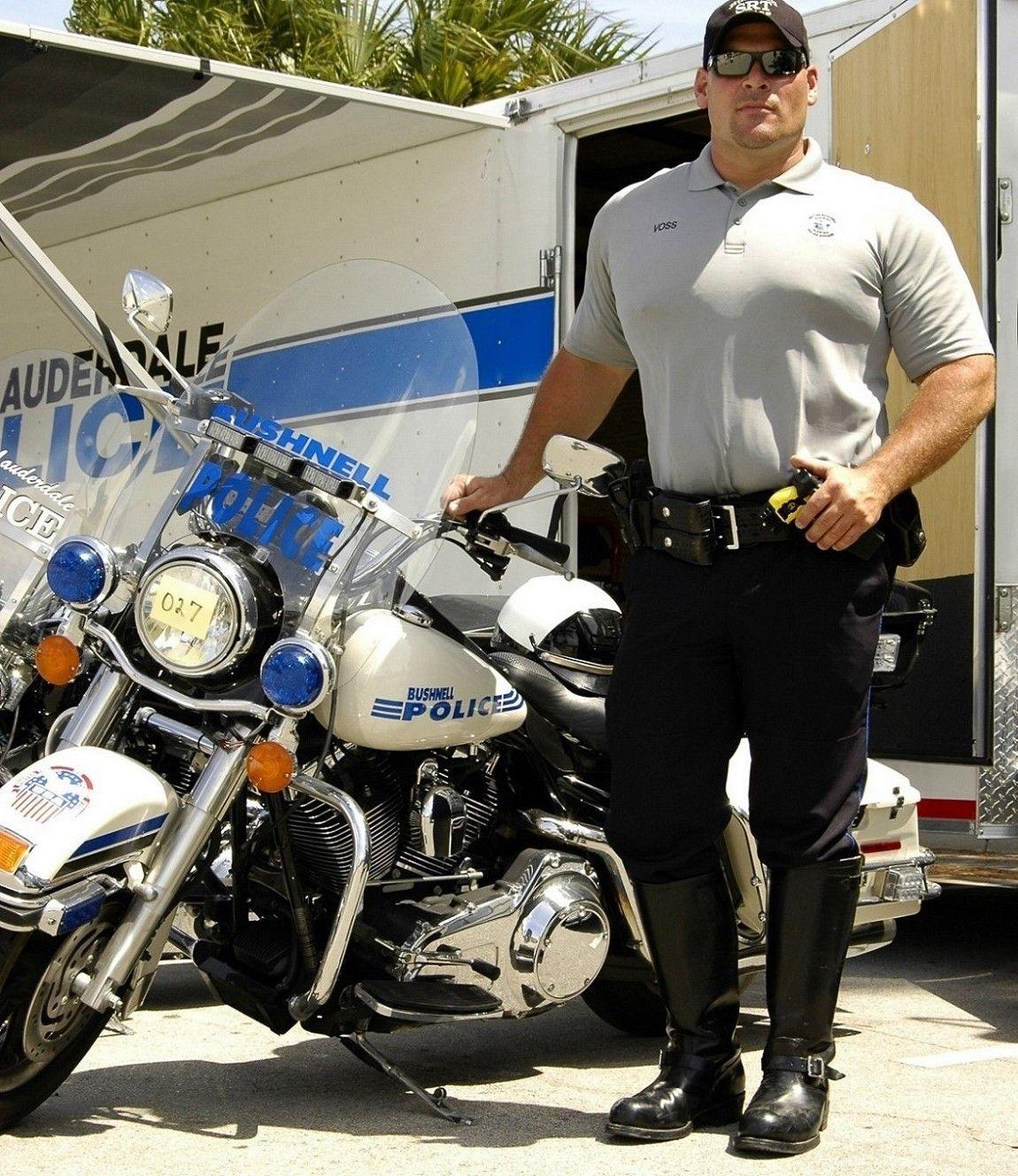 Police gay blog