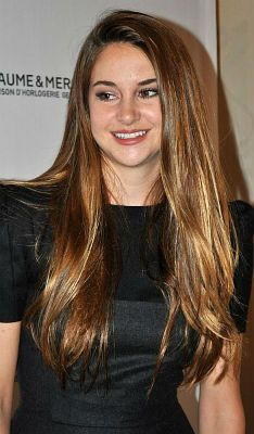 10 Influential Environmental Quotes by Celebrities | Summer hairstyles, Shailene woodley hair ...