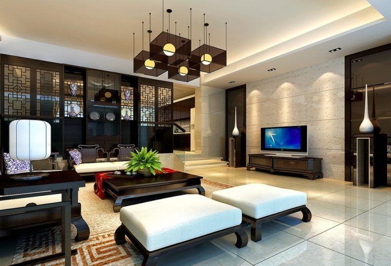 16 Cool Ceiling Designs For Every Room Of Your Home Meggiehome Chandelier In Living Room Living Room Lighting Design Bright Living Room