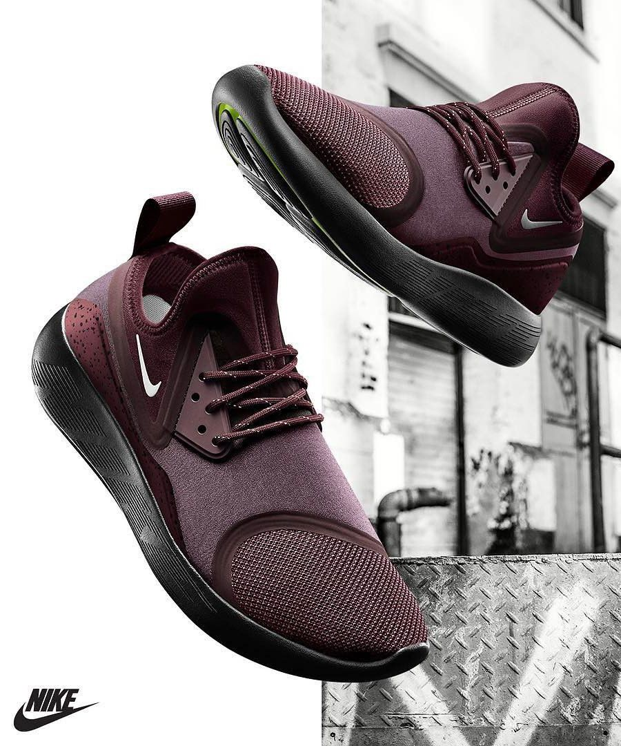 best service acdf0 2e61a Nike Wmns Lunarcharge Essential  Midnight Maroon  (via Kicks-daily.com)