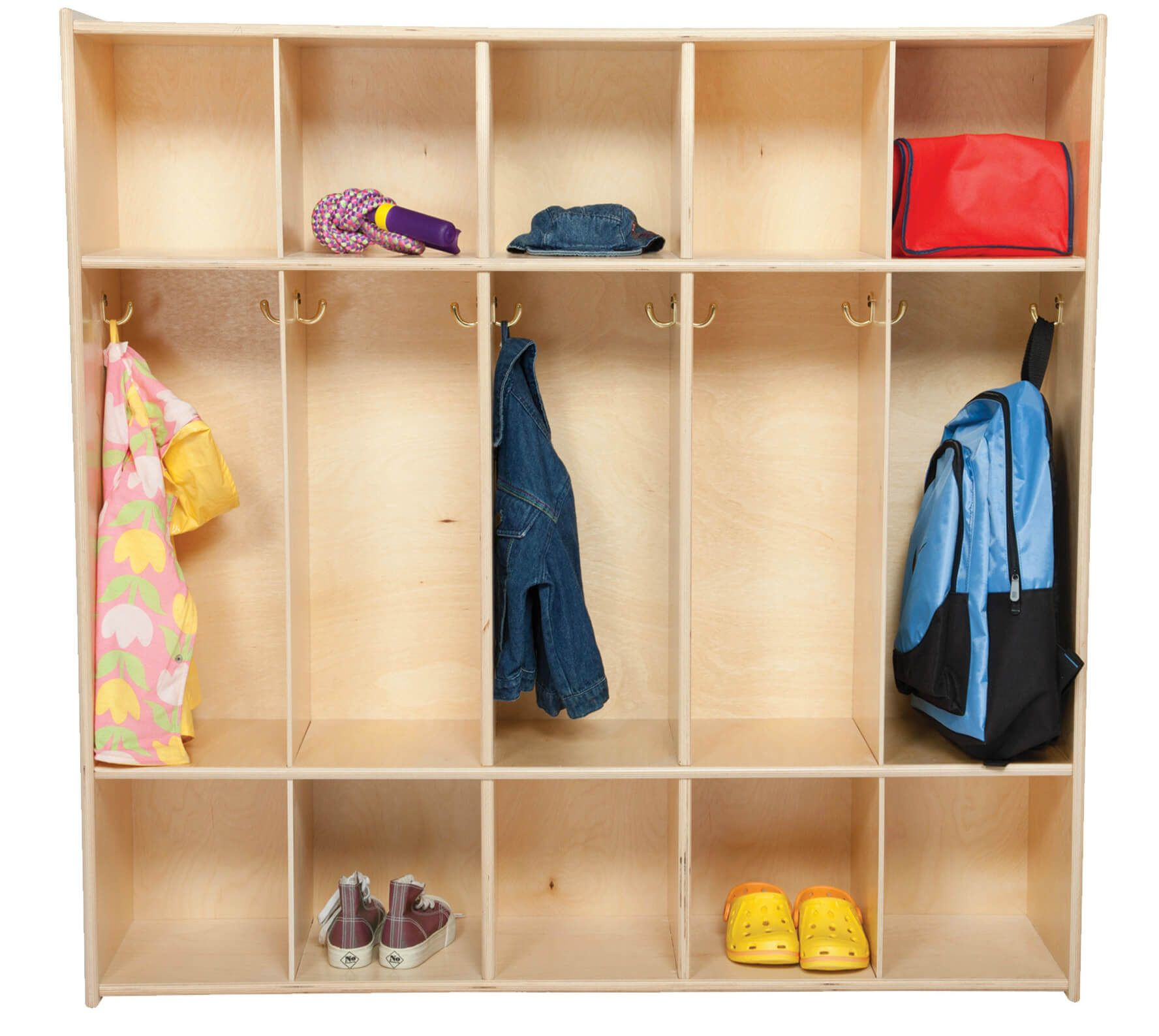 29 Best Mudroom Locker Options By Type For Kids In