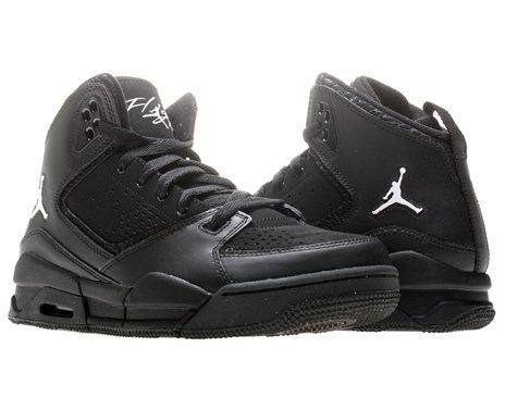 Nike Air Jordan SC-2 (GS) Boys Basketball Shoes 454088-010 Jordan