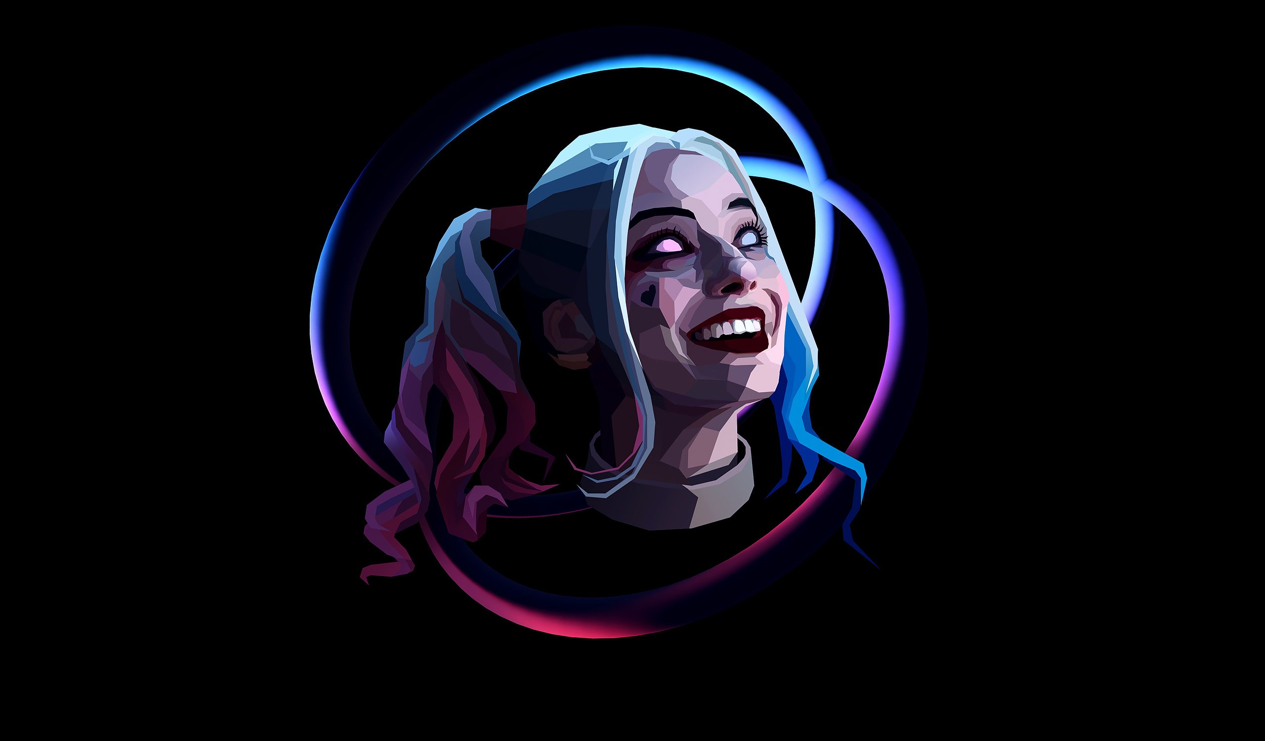 Harley Quinn Abstract Art Harley Quinn Abstract Art is an