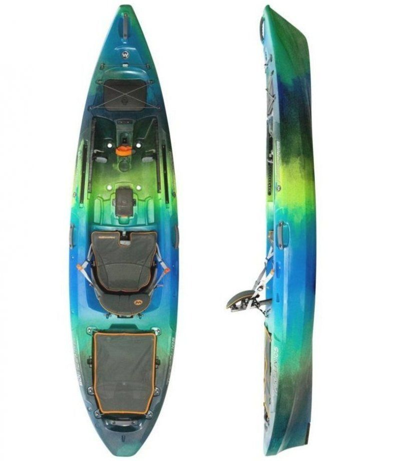 The Most Versatile Boat In The Wilderness Systems Lineup The New Tarpon Fishing Kayak Is More Comfortable Stable A In 2020 Wilderness Systems Kayaking Tarpon Fishing
