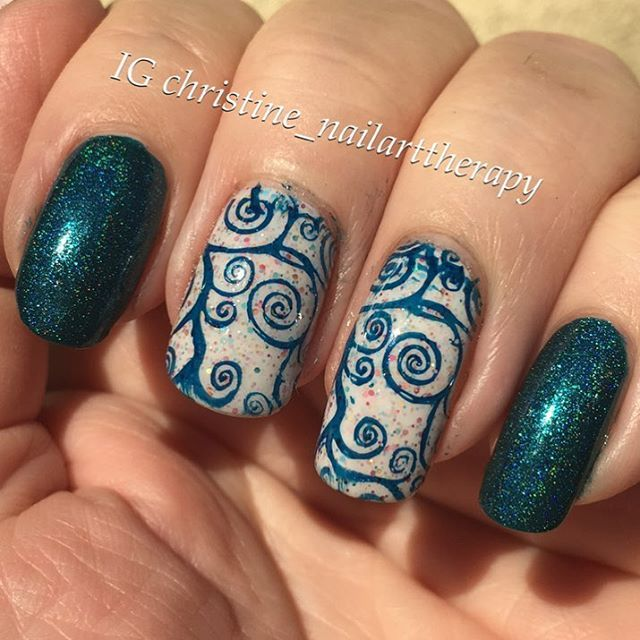 Nail Art Therapy Sessions 💅🏻 The Indie Shop 2nd Edition ~ used 2 ...