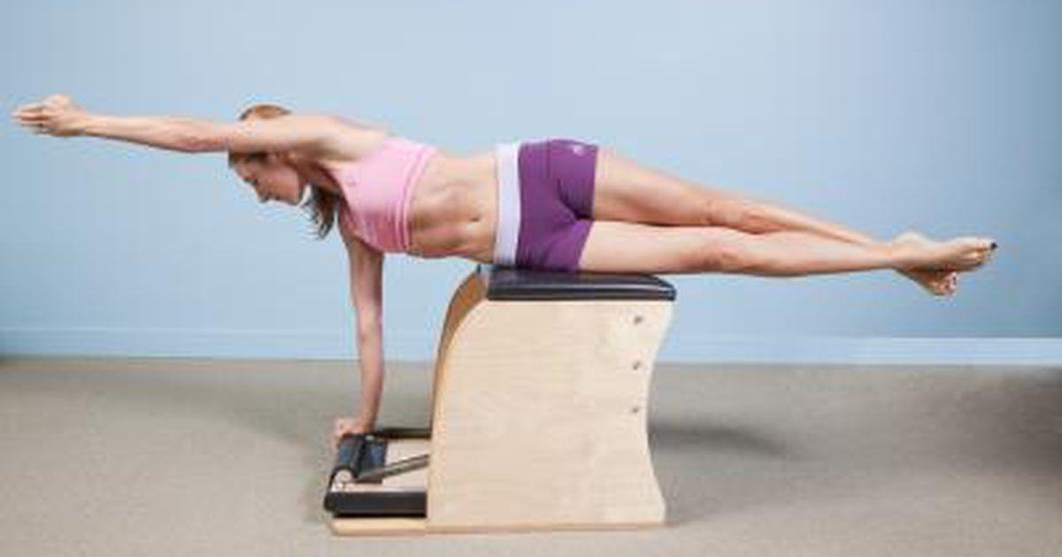 The renowned Pilates teacher Carroll Krieff designed the Malibu Pilates Chair to provide Pilates