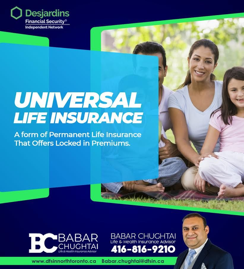 Universal Life Insurance, a Form of Permanent Life ...