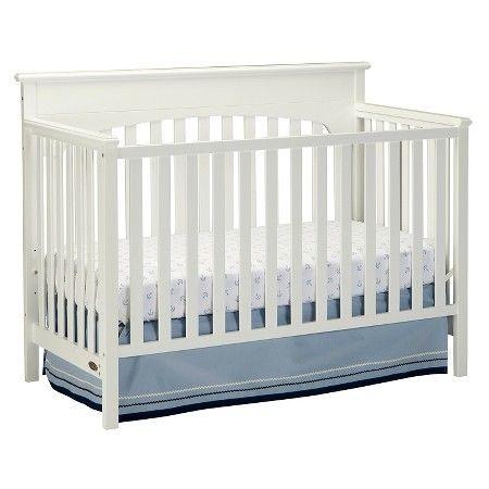 Graco Lauren 4 In 1 Convertible Crib Target