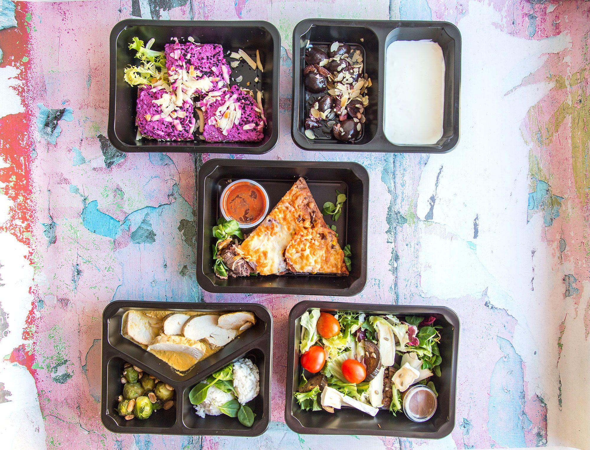 Maczfit Cateringdietetyczny Lunchbox Lunch Box