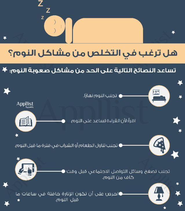 عالم الصحة On Twitter Sleep Problems Oio Sleep
