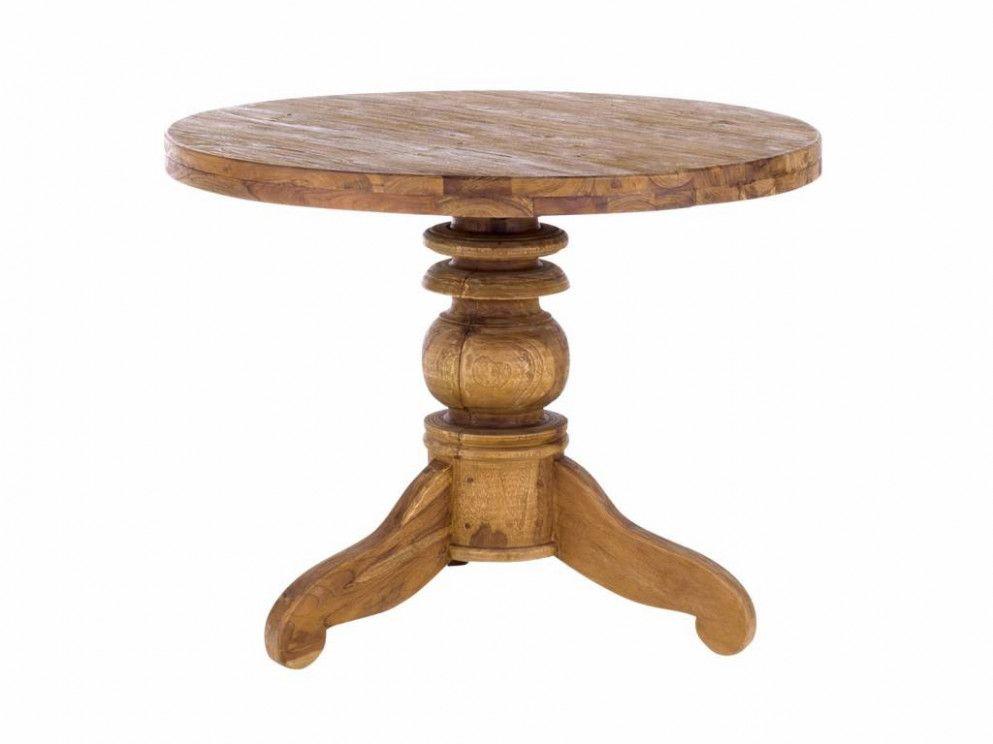 Gestaltung Runder Esstisch Holz 5 Curium #kuchentisch