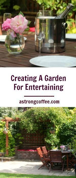A Garden For Entertaining With Homebase After Photographs - creating a voucher