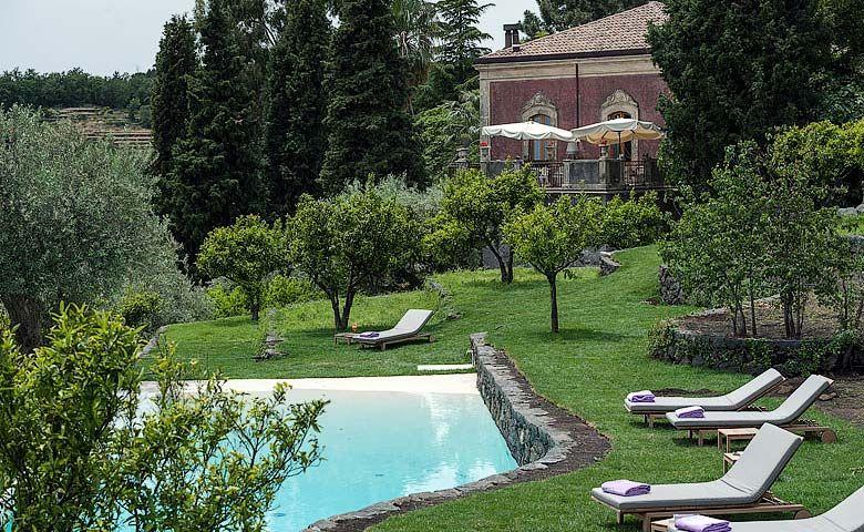 Monaci Delle Terre Nere Boutique Hotel In Sicily