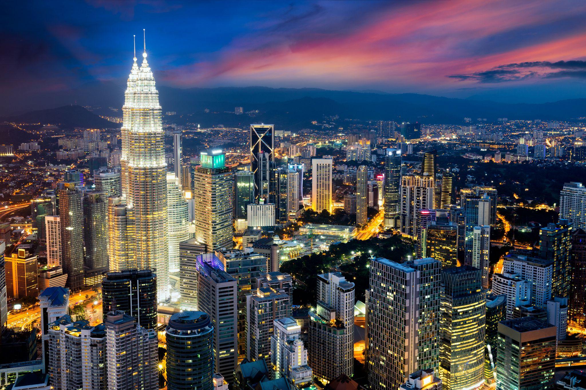 Pin On Ipad Pro Others Wallpaper: Kuala Lumpur Malaysia [2048 X 1365]. Wallpaper/ Background