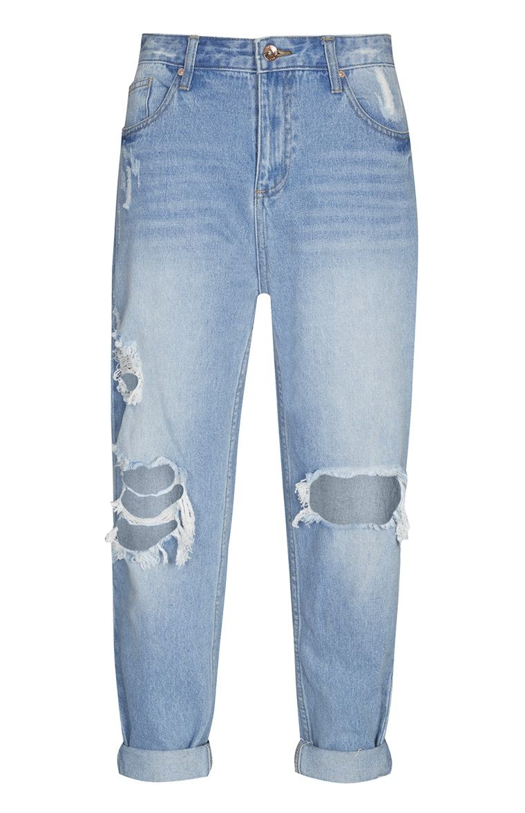 a4137c255 Primark - Mom Jeans perfect with a lace up heel! | Style in 2019 ...
