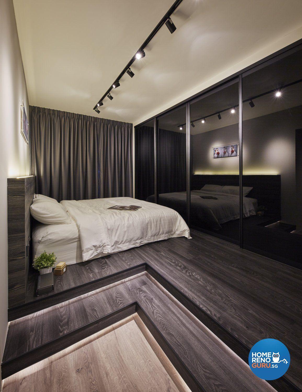 Bedroom Hdb Furniture: Bedroom Design, Contemporary Bedroom