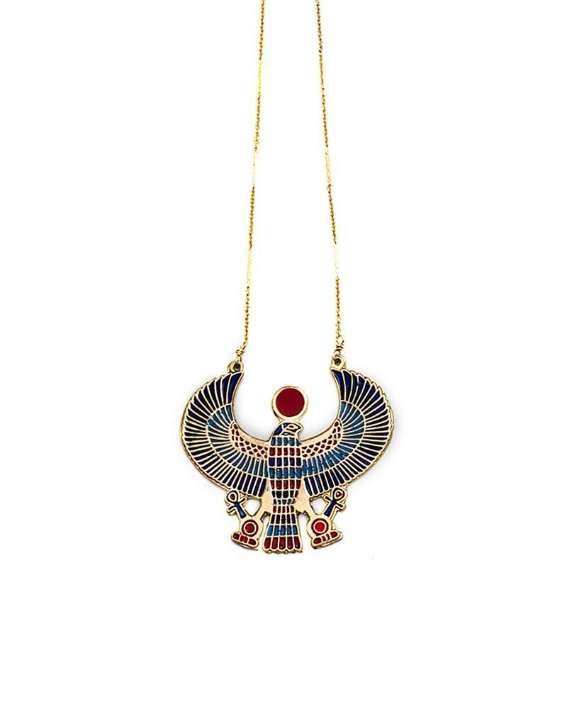 Egypt Pendant eagle I think thatus Horus Venus Pretty Woman