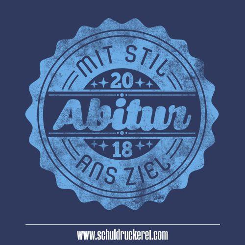 Motiv Mit Stil Mitstilansziel Ak18 Abschlussshirts