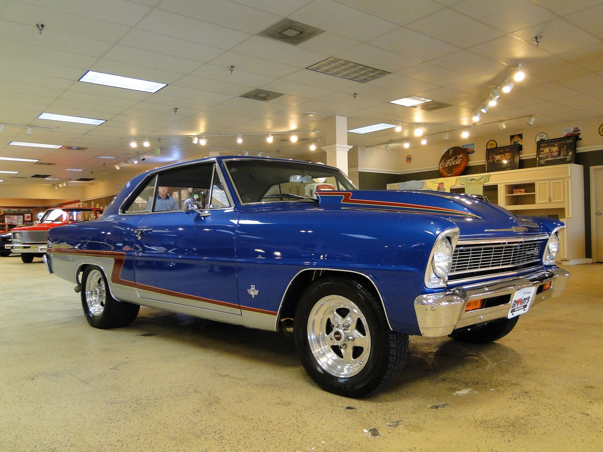 1966 Chevrolet Nova REAL Super Sport Coupe Glen Burnie MD | Classic ...