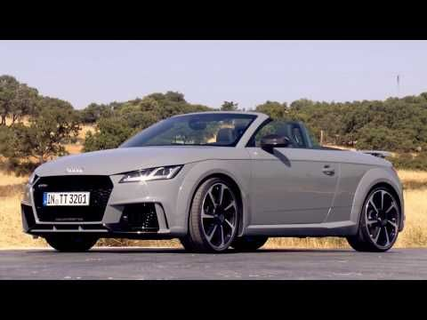 2017 Audi TT RS Roadster 400 PS 3 9 s 0 100 km h