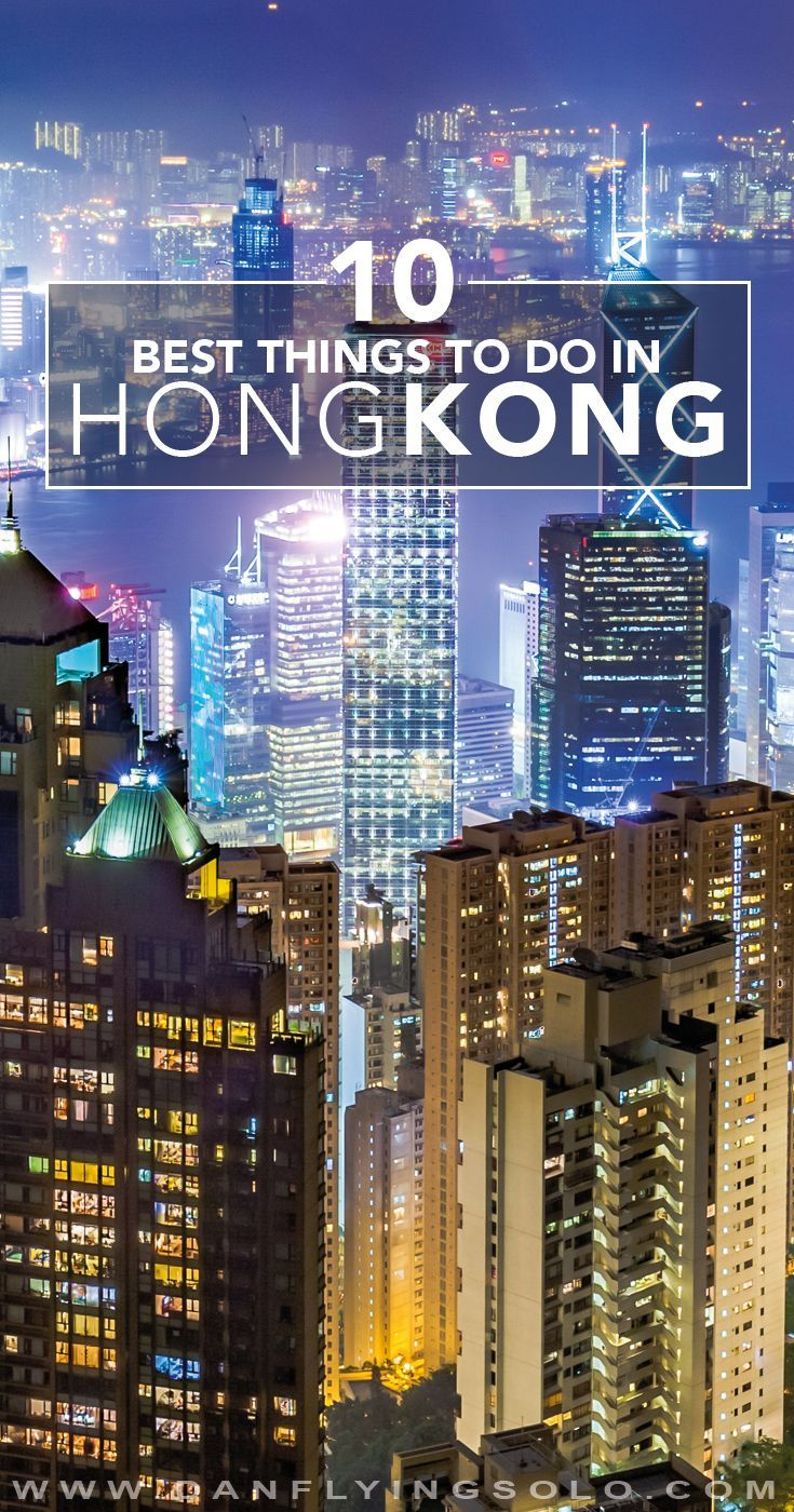 10 Best things to do in Hong Kong on a Budget | Asia