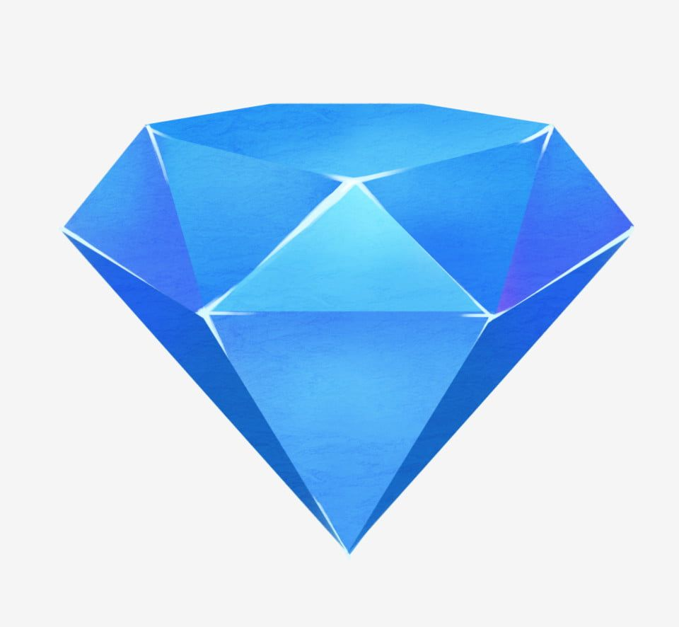 Blue Diamond Gems Illustration Gem Clipart Inverted Triangle Gemstone Diamond Png Transparent Clipart Image And Psd File For Free Download Diamond Illustration Blue Diamond Geometric Background