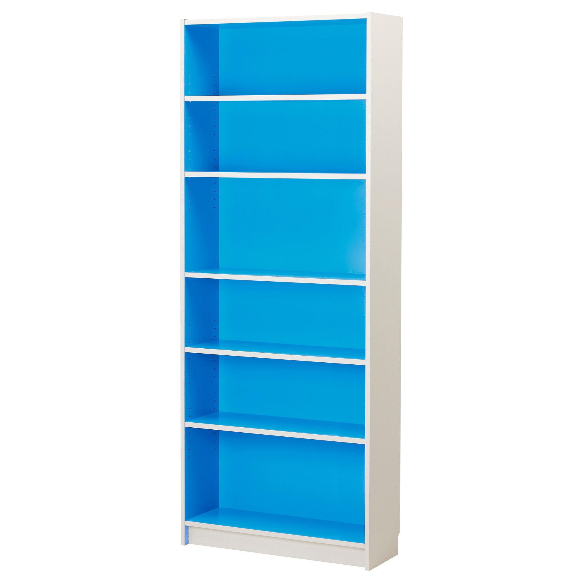Billy Bookcase White Blue Ikea For Legos