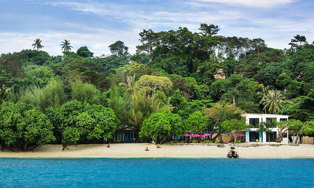 Paradise Resort Phi Long Beach Hotel Koh Krabi Thailand