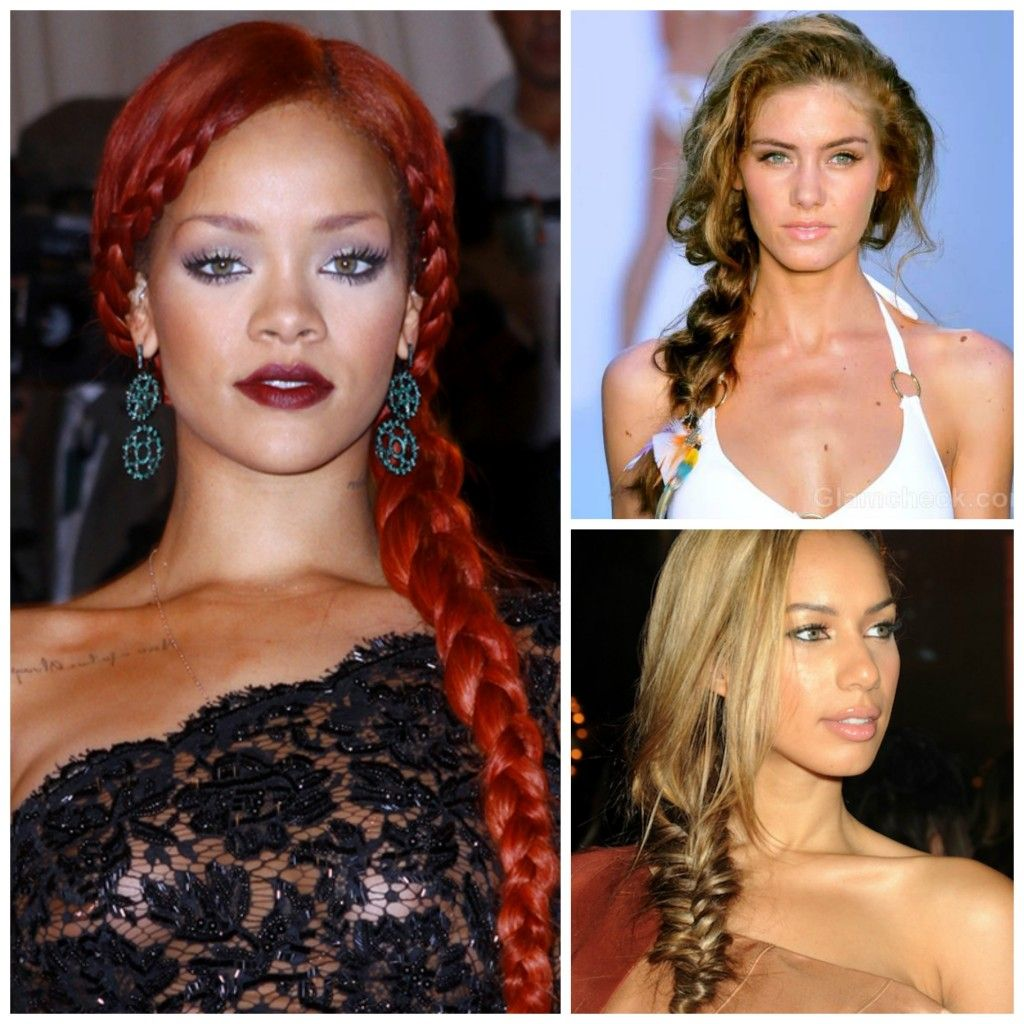 Different Hairstyles Best Plait And Braid Hairstyles Is The First In A Series Of 10