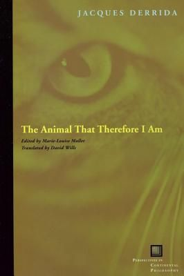 The Animal That Therefore I Am - Jacques Derrida // Nakedness and mythologies of man's dominion over the beasts