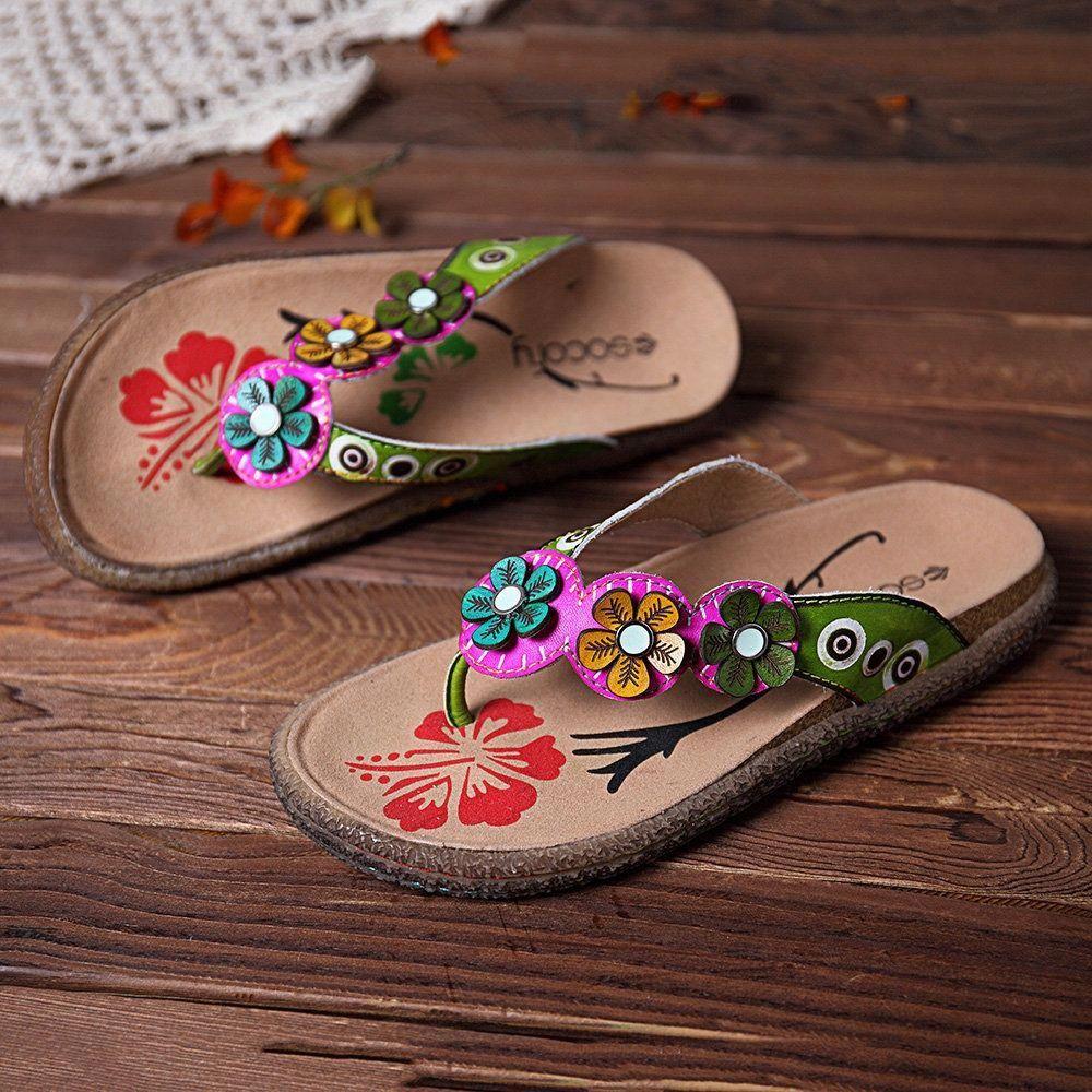 Nikewomensshoescomparison Post 9802123185 Sandals Leather Sandals Flat Leather Sandals