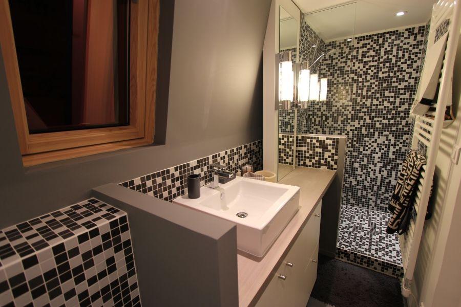 Les coulisses de GABARIT, le blog » Salle de bains Appart Pinterest - volume salle de bains