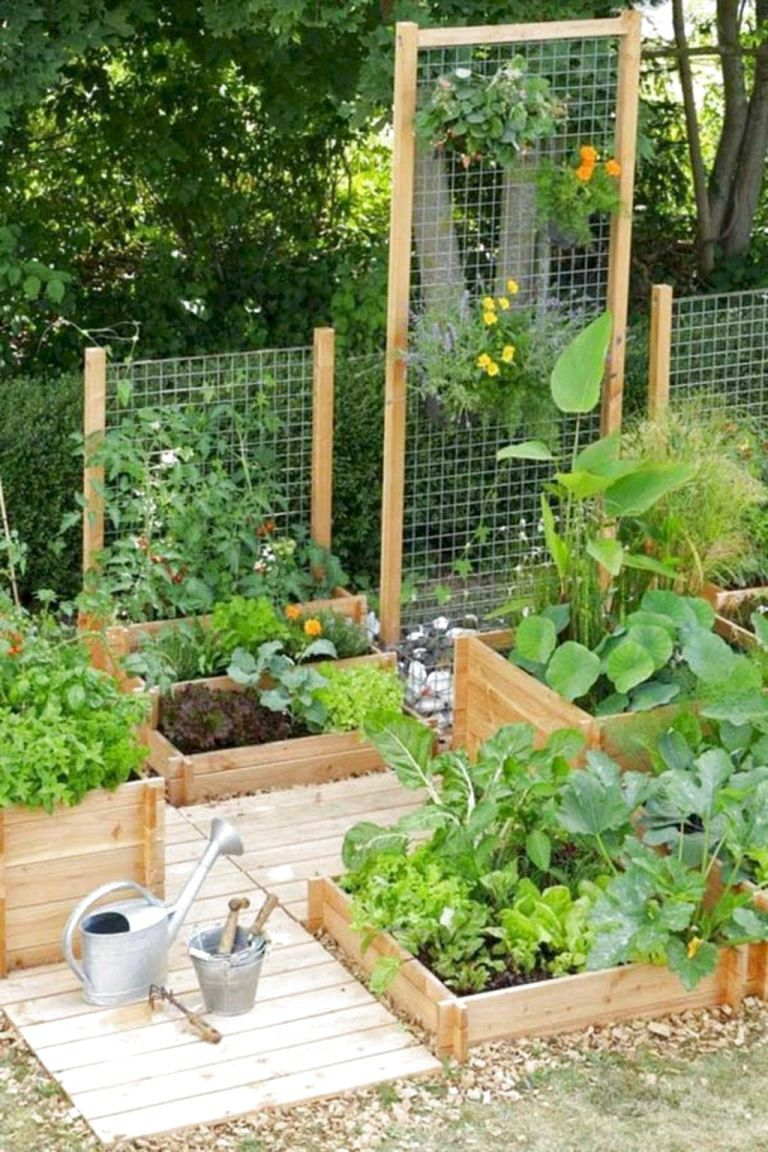 80 Favourite DIY Vegetable Garden Design Ideas Vegetable