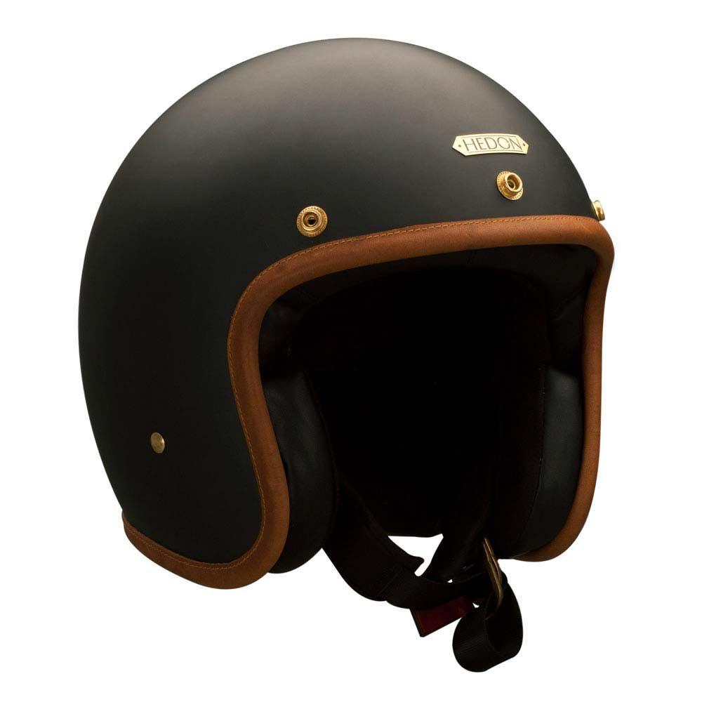hedon hedonist helmet stable black open face. Black Bedroom Furniture Sets. Home Design Ideas