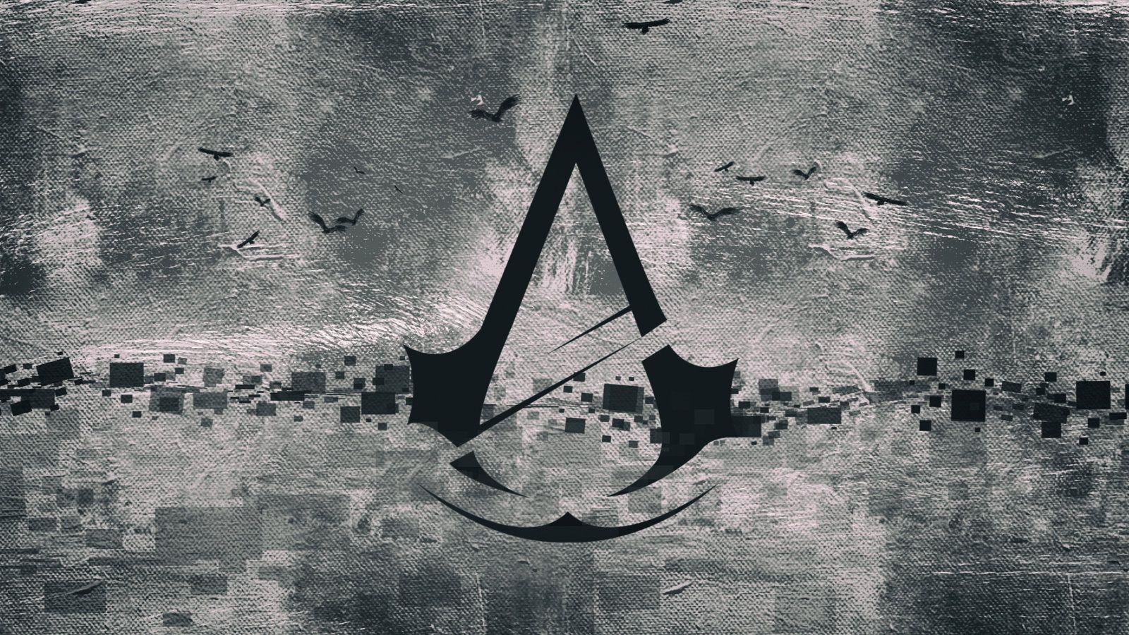 Assassins Creed Logo Wallpapers Hd