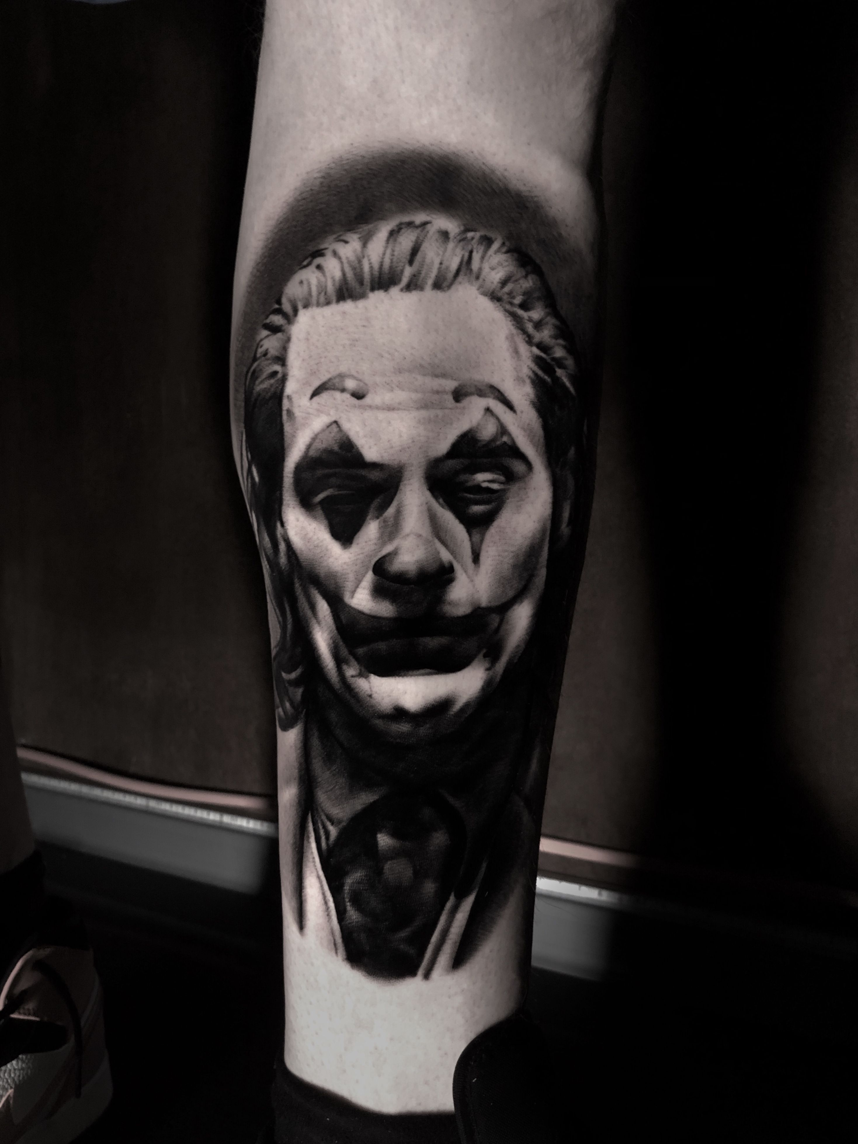 Joker Tattoo Joker Tattoo Design Joker Tattoo Phoenix Tattoo Design Joker tattoo pics hd