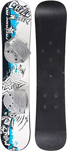 Amazing offer on EMSCO Group ? Graffiti Snowboard ? Great  Beginners ? For Kids Ages 5-15 ? Design  Own Board Graphic ? Solid Core Construction ? Adjustable Step-In Bindings online – Youllfindoffer