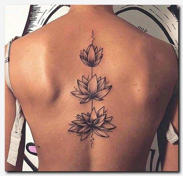 Lotus Flower Tattoo Ideas For Women