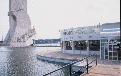 """""""Cervejaria Portugália"""", em Belém / http://www.portugalia.pt"""