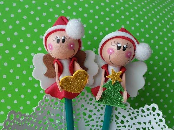 adbffb85391 Fofulapiz Navidad Foamy