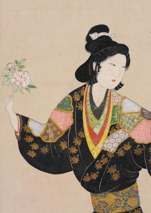 Painting. About 18th century, Japan