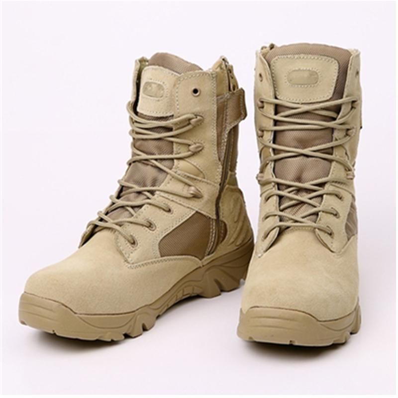 75b076f2fc US Size 6-12 Combat Military Boots Fashion Shoes outdoor Desert army boots  male shoes Mens Tactical boot Black and Desert. Yesterday s price  US   80.82 ...