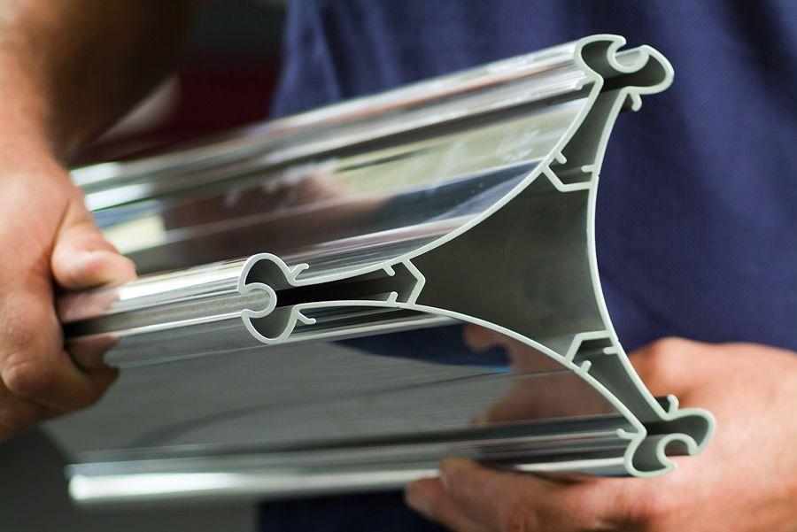 Sapa Profiles Uk Aluminium Techno Profile и Industrial