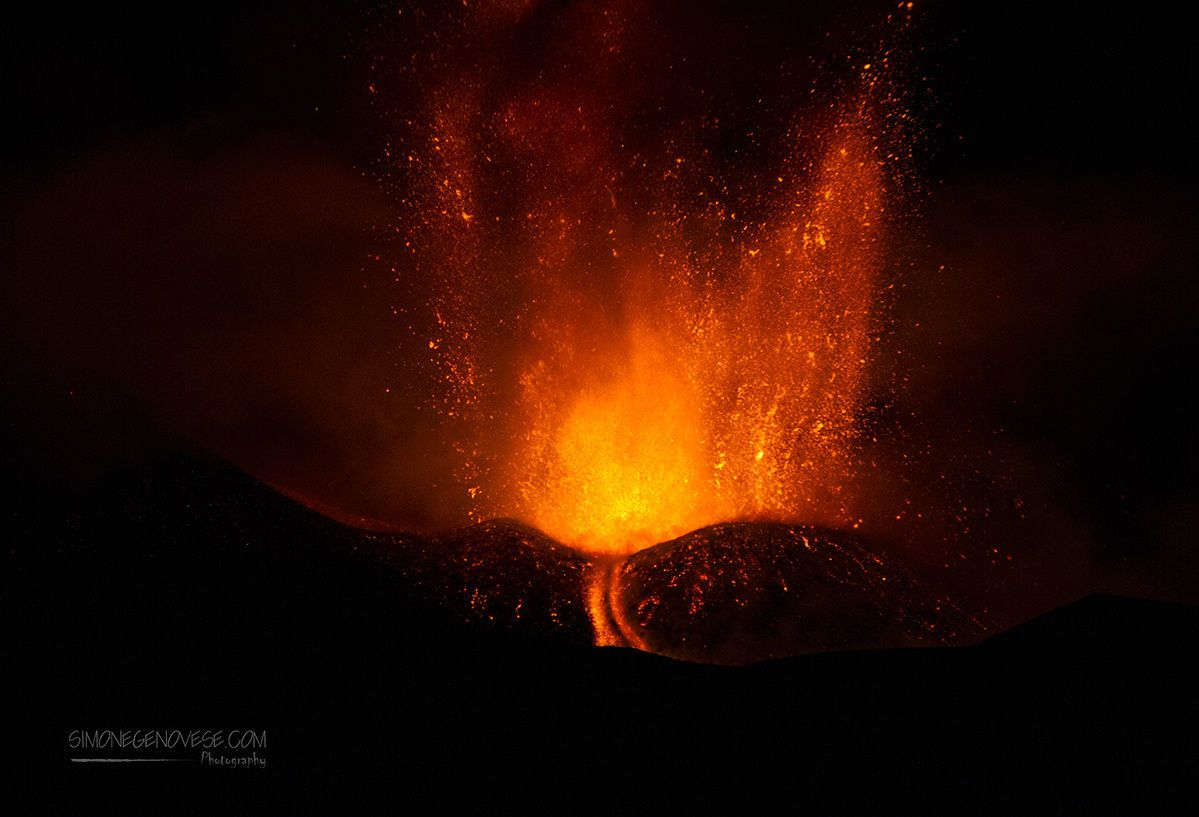 ETNA: 16th paroxysm of 2013