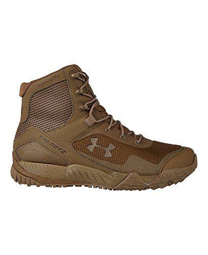 Under Armour Men S Ua Valsetz Rts Tactical Boots 8 Coyote Brown Under Armour Http Www Amazon Com Dp B00lli568g Ref Cm Tactical Boots Best Hiking Boots Boots