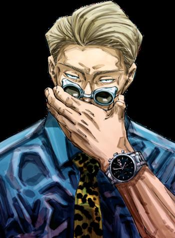 Kento Nanami Jujutsu Kaisen Wiki Fandom In 2021 Nanami Anime Guys Jujutsu