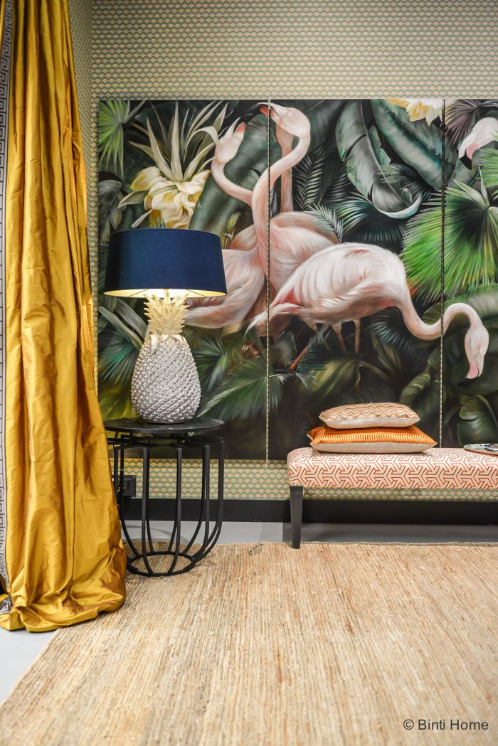 Salon residence singer laren 2015 eveline schmitz flamingo for Eveline interieur