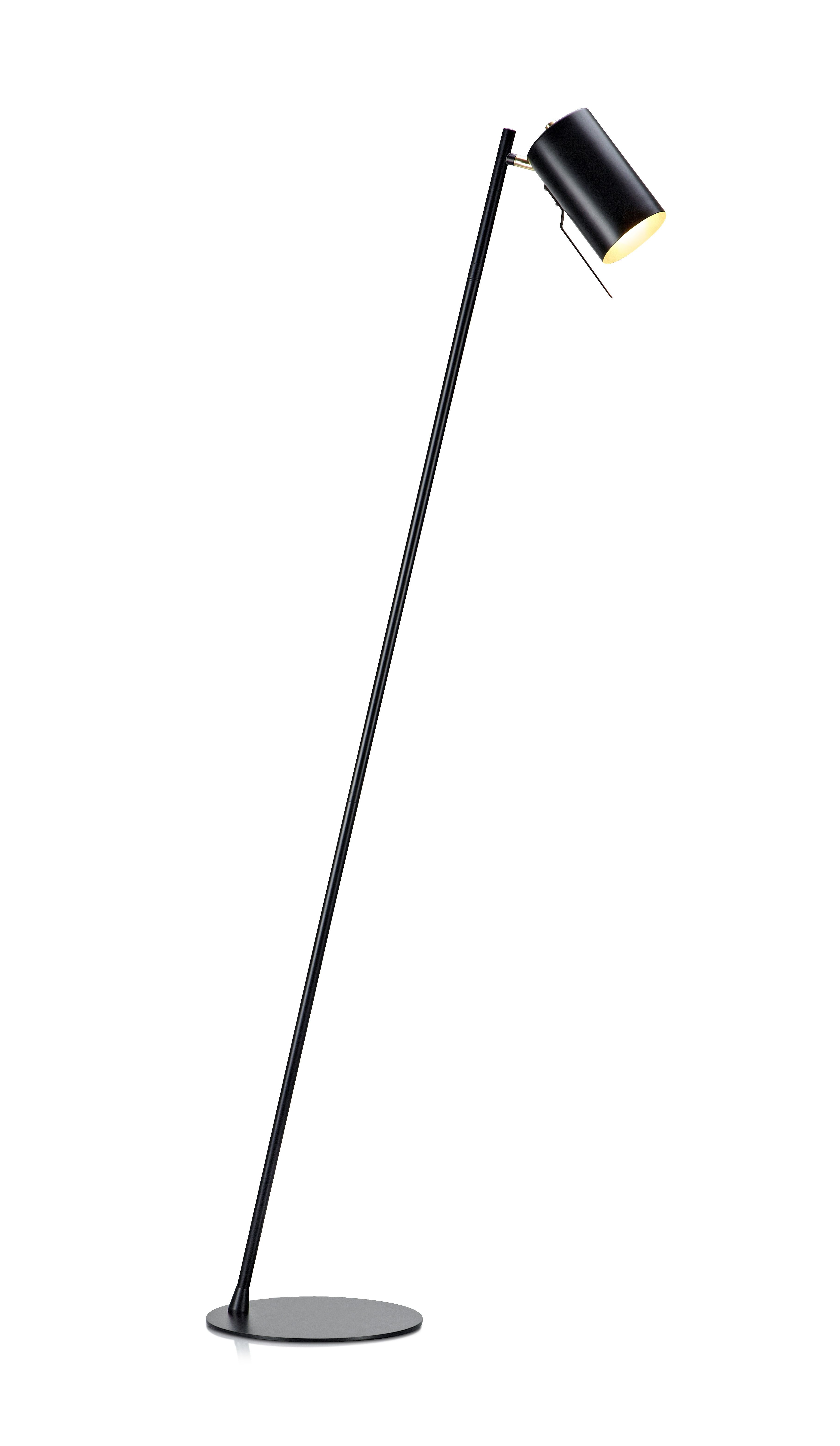Carrie golvlampa frn marksljd i svart metall och detaljer i carrie golvlampa frn marksljd i svart metall och detaljer i borstad mssing 2m sladd och geotapseo Images