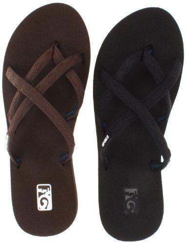 416a621410da Teva Women s Olowahu 2-pack Wedge Sandal
