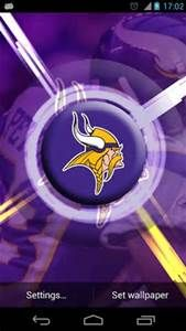Minnesota Vikings Wallpaper For Android By Viperapps